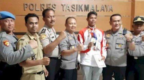 Kisah Peraih Medali Emas Sea Games Pulang Naik Angkot, Kapolres Perintahkan Jemput