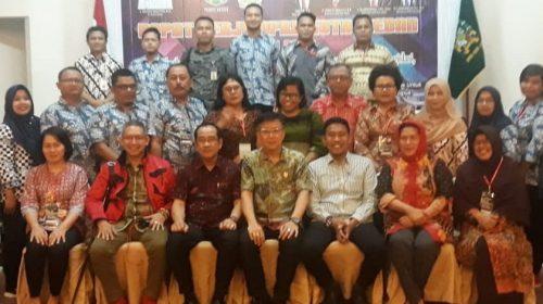 Rapat Kerja DPRD Medan Ditutup oleh Hasyim SE