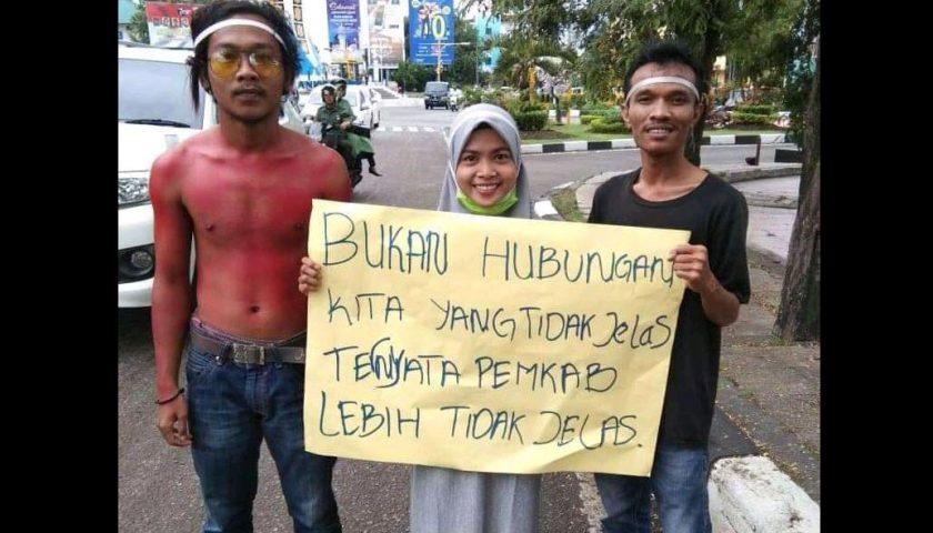AMPAS Kecam Pemkab Aceh Singkil yang tak Anggarkan Beasiswa