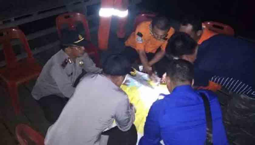 LAMBUNG BOCOR..!! Kapal Pengangkut TKI Asal Sumut Tenggelam, 10 Orang Hilang
