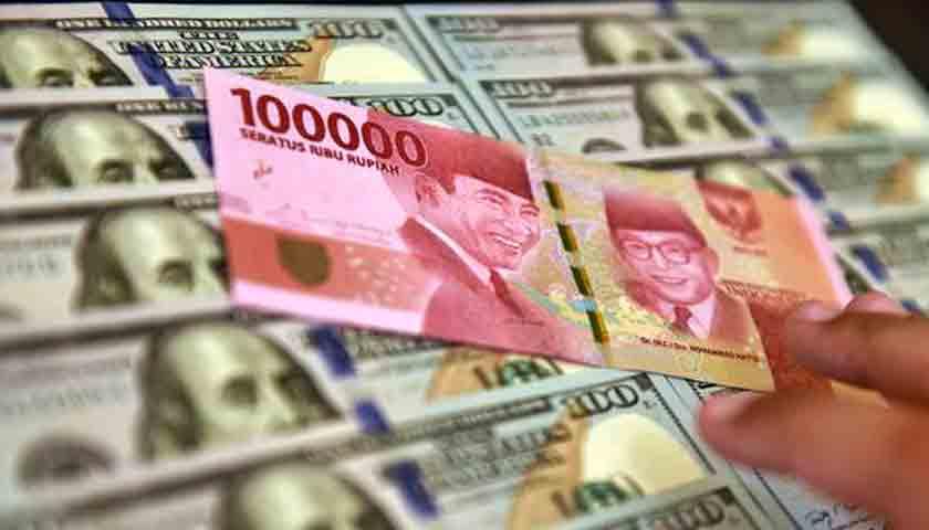 Mata Uang Rupiah Terbaik di Asia, Kini di Rp13.645 per Dolar AS