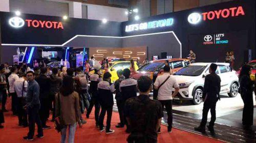 Tahun 2019, Penjualan Produk Toyota di Indonesia Merosot