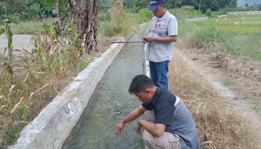Penegak Hukum Diminta Usut Proyek Desa Sinambela Humbahas