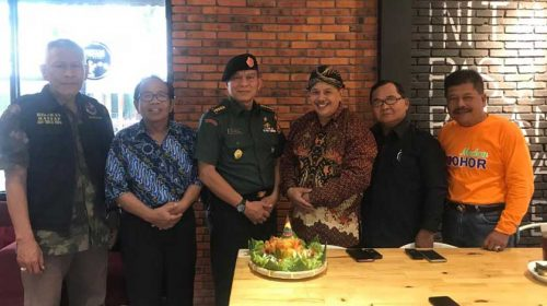 Silaturahmi ke Joko Tingkir, Kolonel Cku Datuk H. Syaiful Azhar Dianggap Keluarga Sendiri