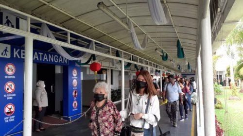Ratusan Wisatawan asal Tiongkok Dipulangkan ke Negara Asal via Batam