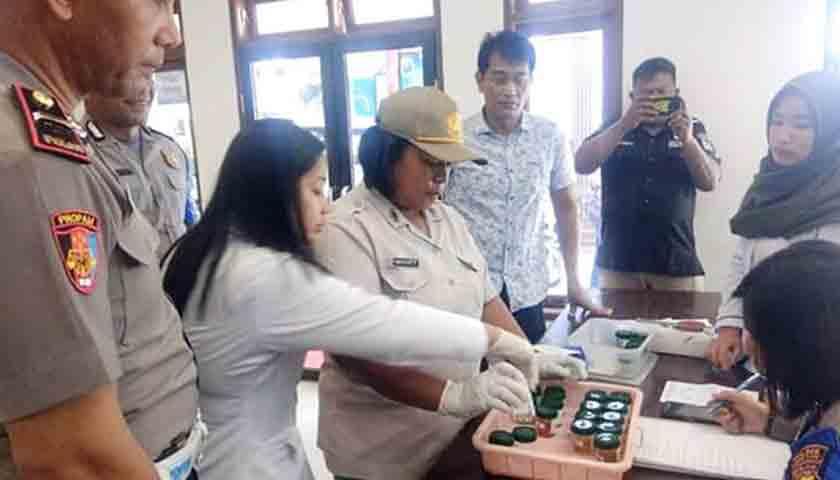 4 Anggota Polres Karo Positif Narkoba, Bakal Diarak Keliling Markas!