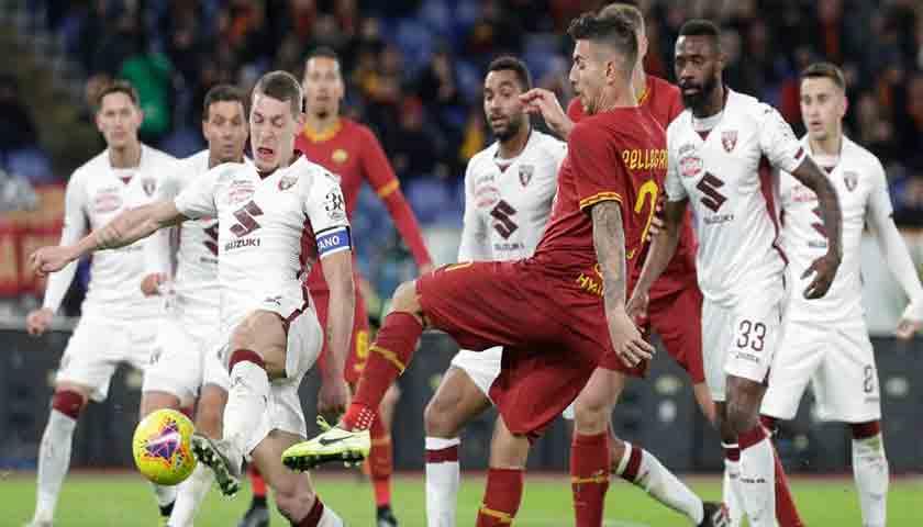 as roma liga italia 2019-20