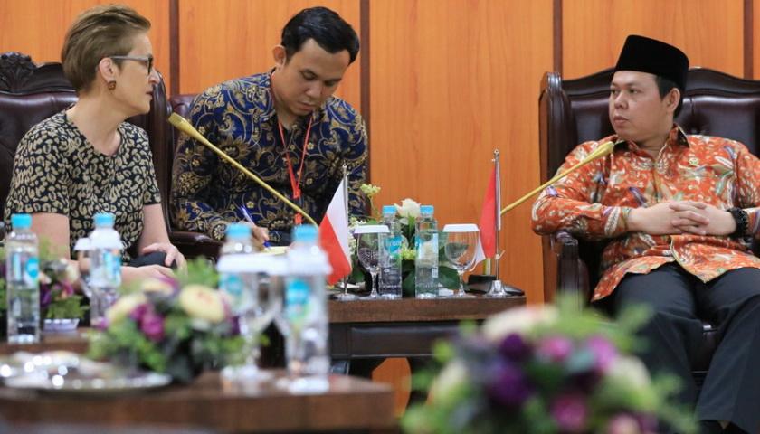 DPD RI Dorong Indonesia Polandia Tingkatkan Nilai Perdagangan