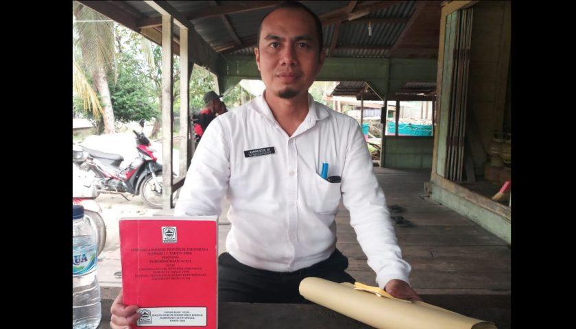 Statemen Sekjen SPMA Dibantah Kabag Hukum Pemkab Aceh Singkil