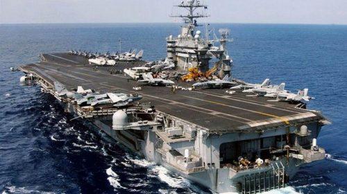 Kapal Perang AS Masuki Taiwan Usai Anti-China Menang Pemilu