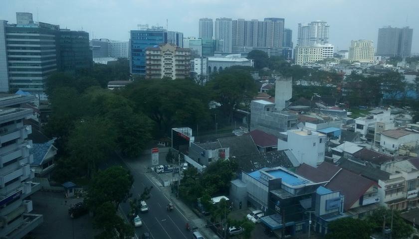 tata ruang Kota Medan