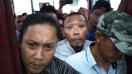 Sidang Tan Ben Chong Dikawal Puluhan Preman, Ketua PN Medan Sempat Monitor