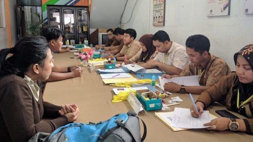 Penyandang Disabilitas Daftar Calon PPK di KPU Medan