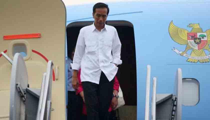 Presiden Jokowi Terbang ke Uni Emirat Arab, Jemput Investasi Rp 54 T