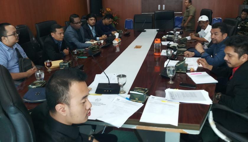 RDP Komisi III DPRD Medan Soroti Usaha Delta Spa