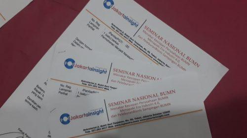 Seminar Nasional BUMN Segera Digelar, Panitia Berikan Klarifikasi