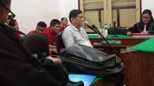 Alasan Kemanusiaan, PH Terdakwa dr Benny Ajukan Permohonan Penangguhan Penahanan