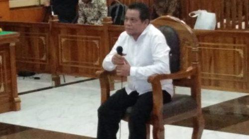 Suap Rp530 Juta, Mantan Kadis PUPR Kota Medan Kena Pembuktian Terbalik, namun Tetap 'Lindungi' Eldin