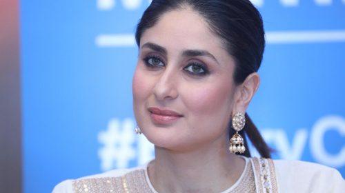 Hina Bintang Film India, Putri Iis Dahlia 'Disemprot' Kareena Kapoor