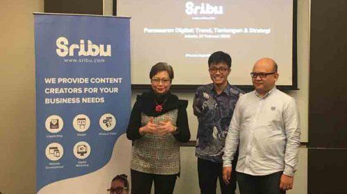 Sribu Solution Hadir Tawarkan Solusi Pemasaran Digital