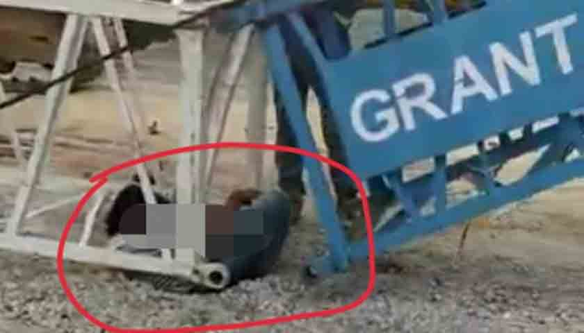 Manik Tewas Tertimpa Crane di Proyek Tol Pekanbaru-Dumai