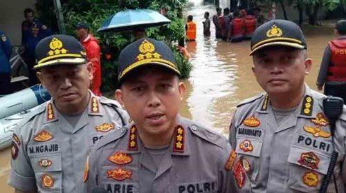 Jakarta Diserang Banjir, 2 Warga Cipinang Tewas Tersengat Listrik