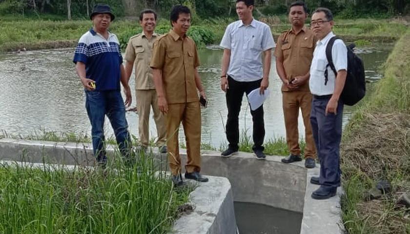Hasil Evaluasi BPKP, Pembangunan DD di Desa Hutauruk Sipoholon Terlaksana dengan Baik