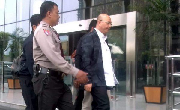 Eldin Dititip di Lapas Tanjung Gusta, Perkara Suap Dipastikan Digelar di Medan