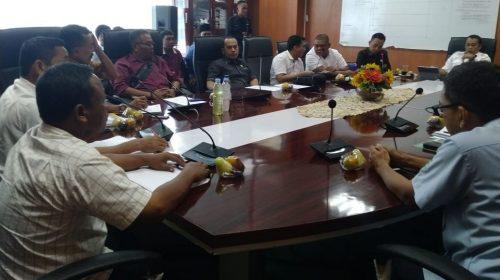 Komisi II DPRD Medan Beri Waktu 2 Bulan Normalisasi Parit PT KIM