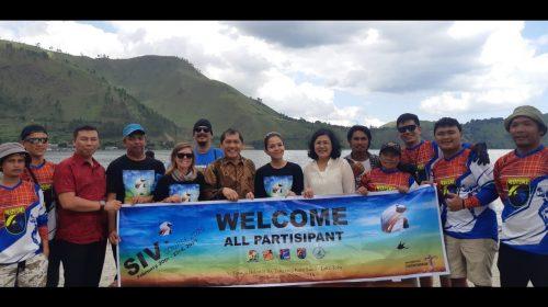 Bupati Karo Terkelin Brahmana Tutup Even 'Karo SIV Course' di Desa Wisata Tongging