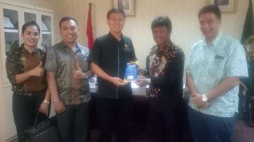 Peradi RBA Jajaki Kerjasama dengan DPRD Medan