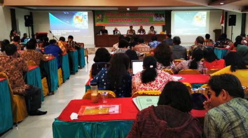 Forum Perangkat Daerah Karo Gelar Rapat Penyusunan RKPD 2020 di Berastagi