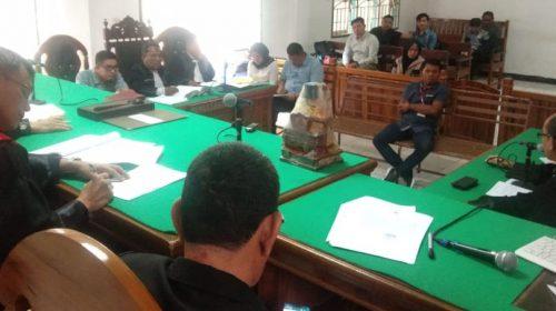Penghubung KY Pantau Sidang Korupsi Plt Kadis PUPR Madina, Nama Bupati Kembali Disebut