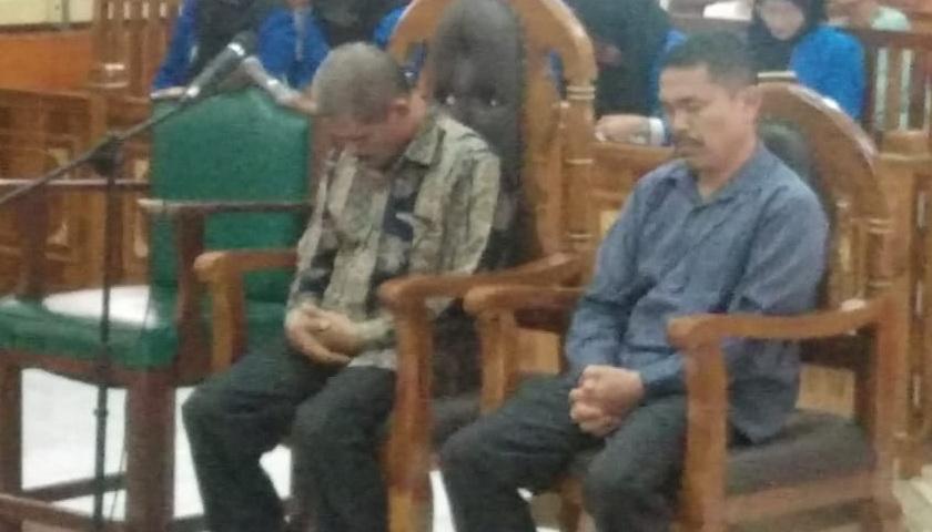 Terbukti Suap Bupati Remigo, 2 Rekanan dan ASN Dihukum 2 Tahun Penjara