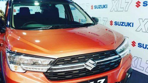 Suzuki Pastikan XL7 Bermain di Segmen SUV, Bukan Sekadar Varian