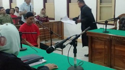 Jadi Kurir 1 Kg Sabu, Nelayan Tanjungbalai Divonis 11 Tahun Penjara