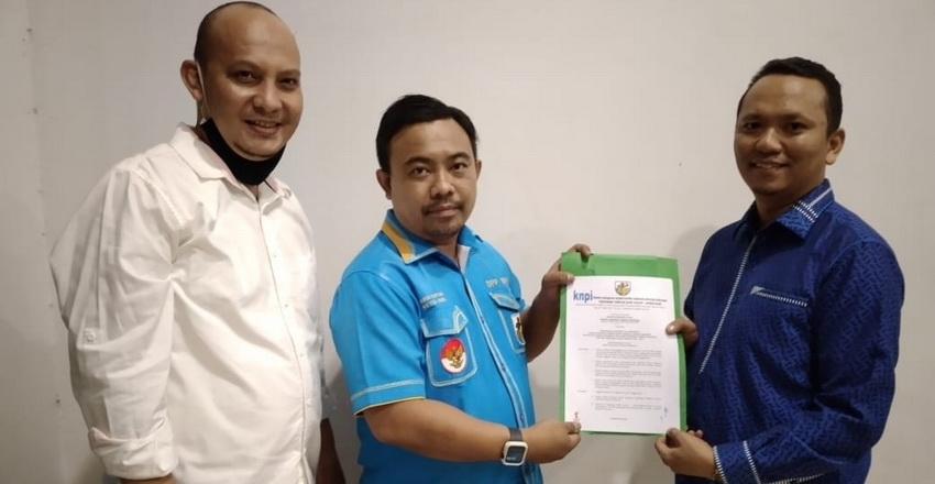 Ketua DPD KNPI Sumut