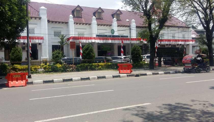 Istri Ketua PN Medan