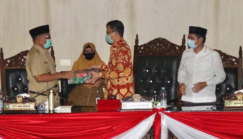 DPRD dan Pemko Medan