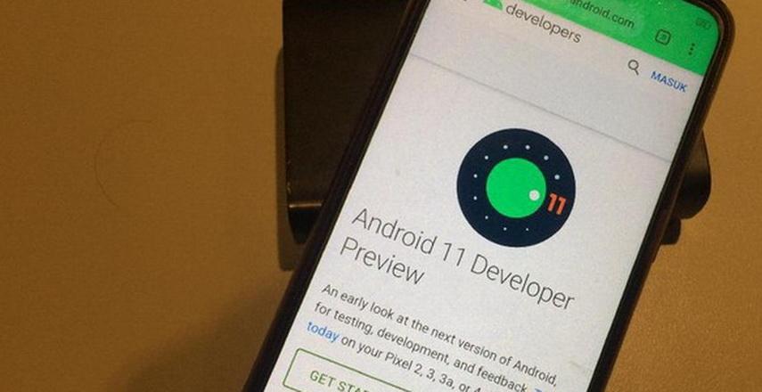Google menggulirkan Android 11