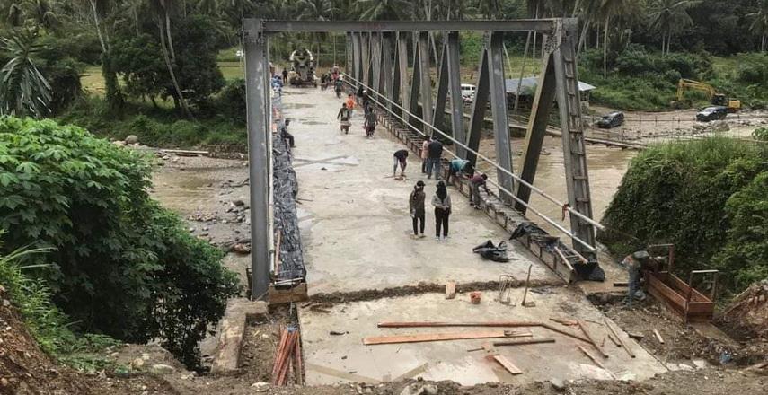pembangunan Jembatan Tambangan