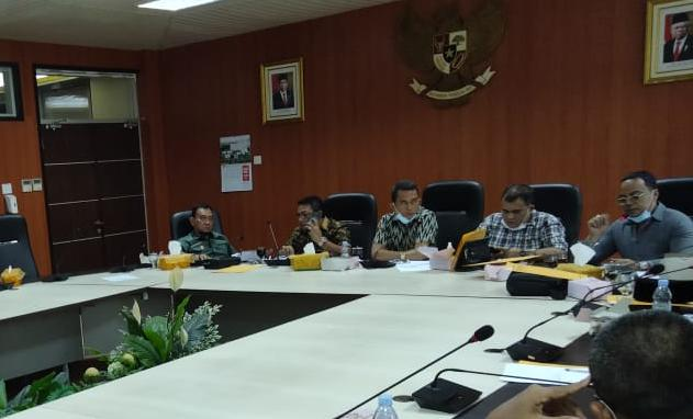 DPRD Medan Pertanyakan IMB Bangunan Eks Portibi