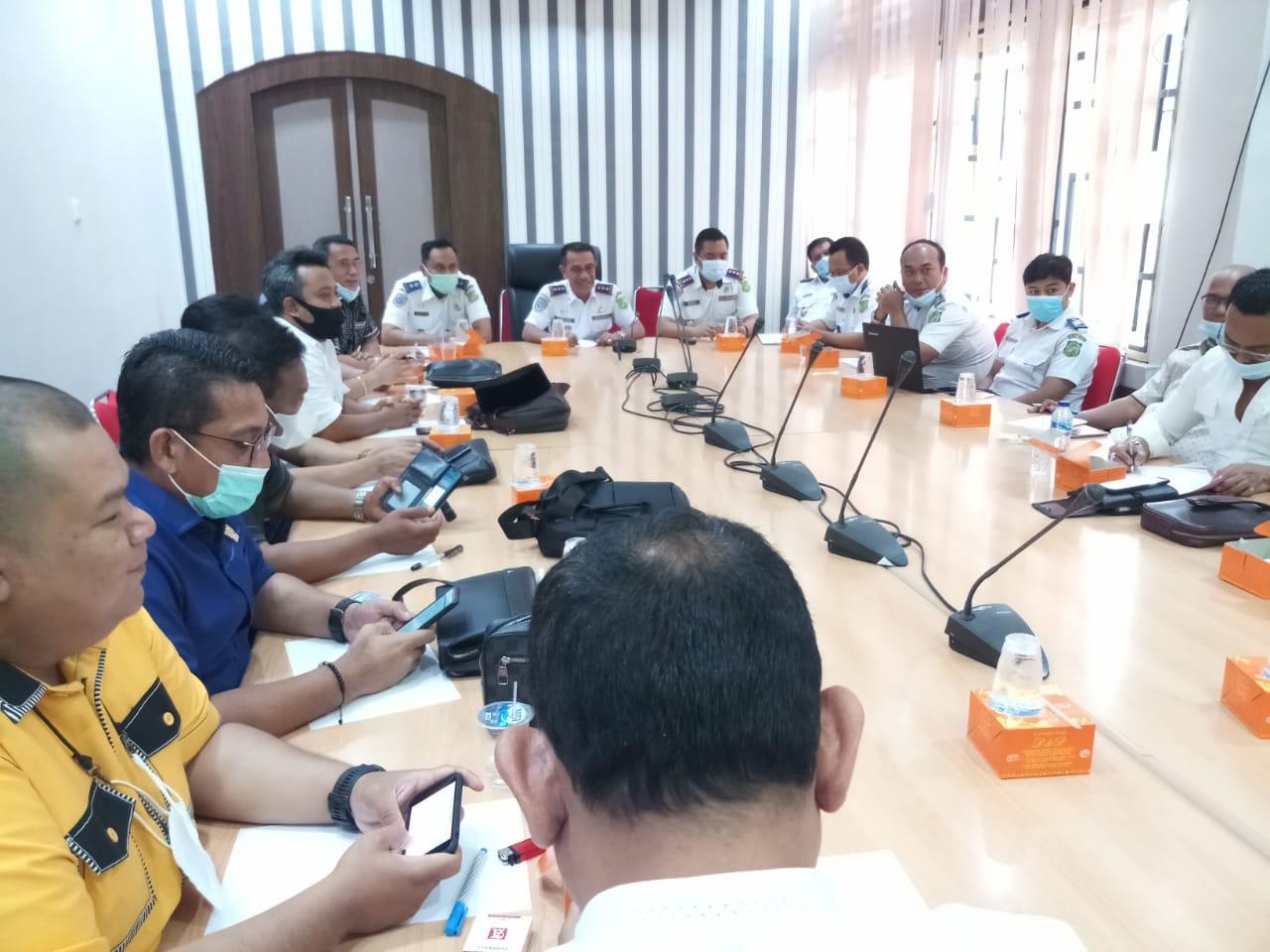 DPRD Medan Soroti Tunggakan Retribusi Parkir Tepi Jalan