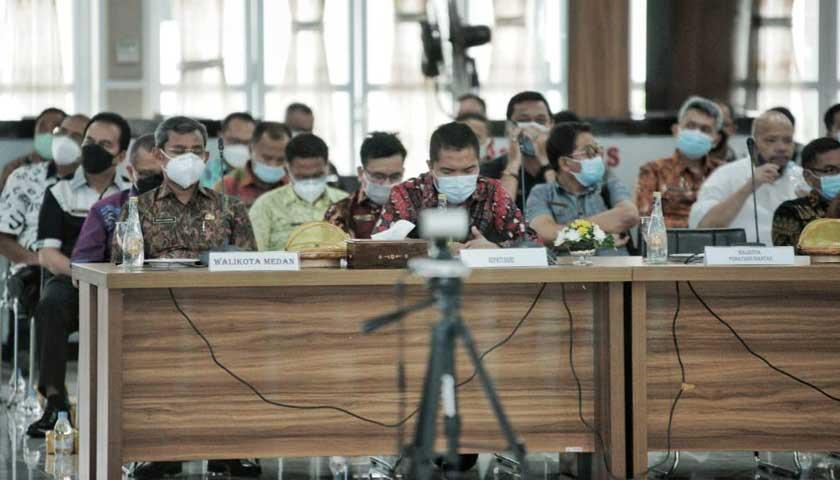 Plh Wali Kota Medan