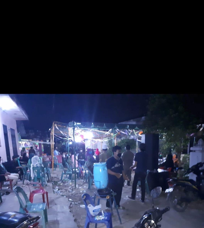 Polsek Patumbak Gelar Operasi Yustisi, Tindak Penyelenggara Pesta dan Pengusaha Karoke