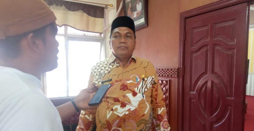 Bupati Aceh Singkil Dulmusrid