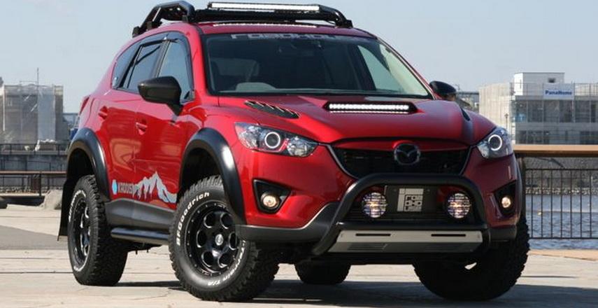 modifikasi Mazda