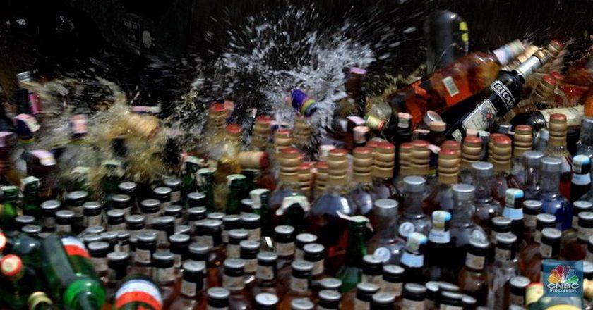 investasi minuman beralkohol