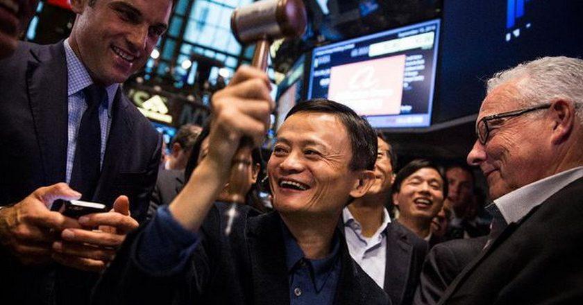 Pendiri Alibaba