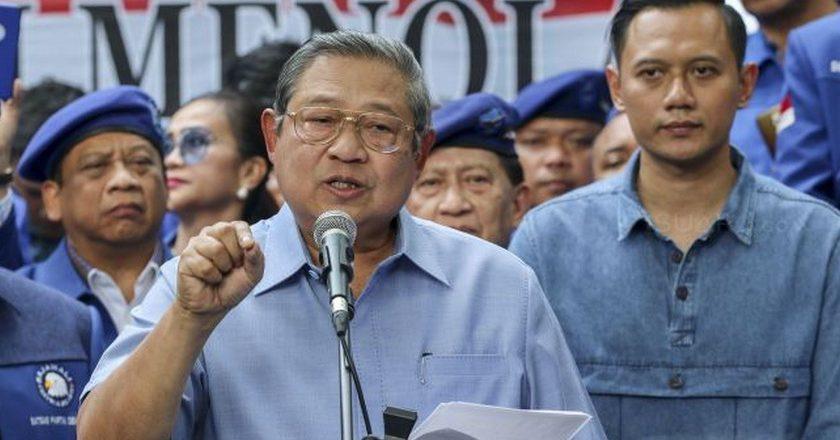 SBY merasa bersalah